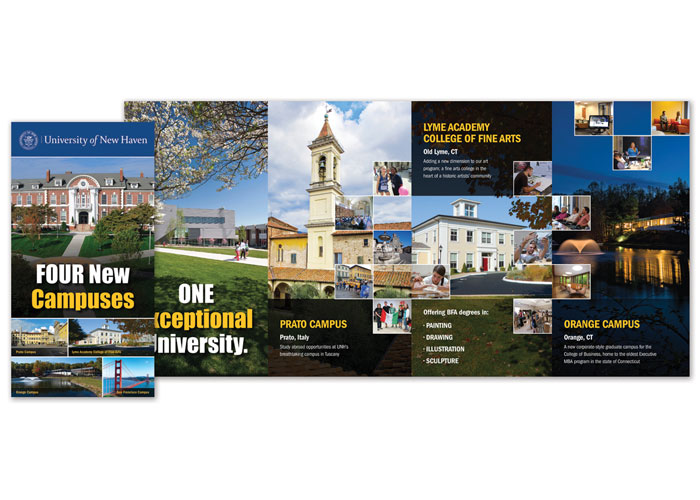 New Campuses Brochure