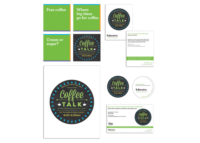 Coffee Talk Campaign