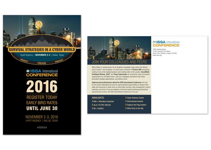 2016 International Conference Postcard