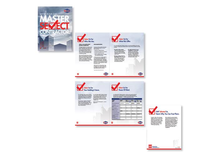 Master Select Brochure