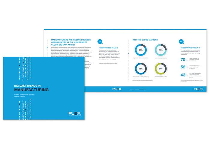 Big Data Trends In Manufacturing E-Book