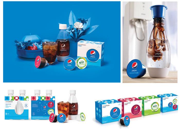 Pepsi Homemade
