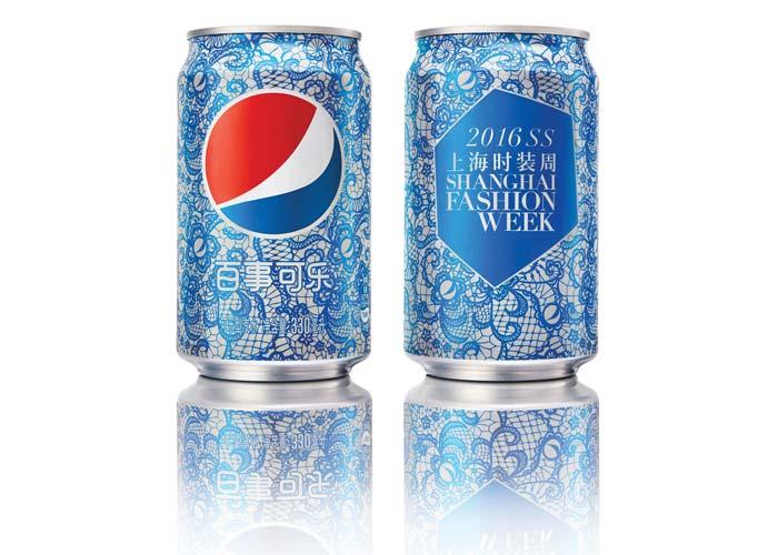 Pepsi Shanghai Fashion Week Limited Edition