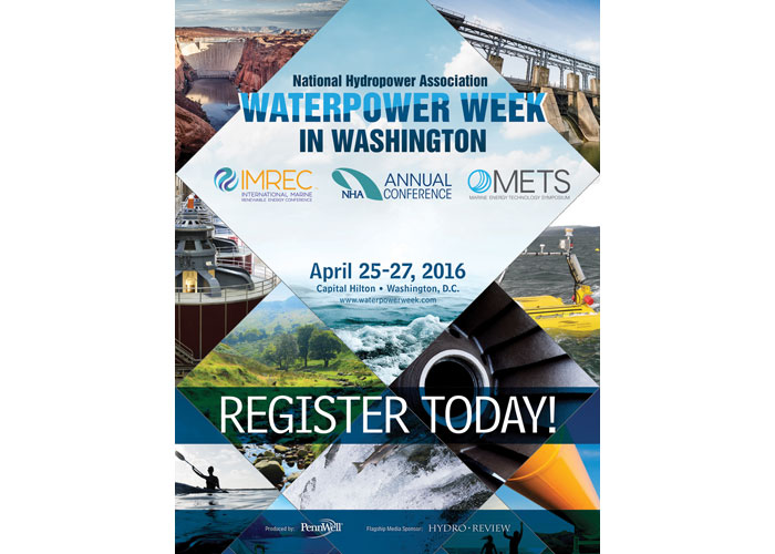 Waterpower Week