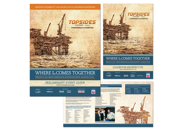 Topsides Platforms-Hulls Conference & Exhibition Campaign
