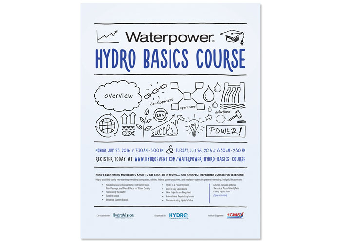 Waterpower: Hydro Basics Course