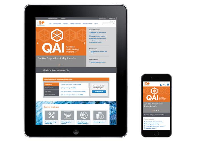 Index IQ Website Design