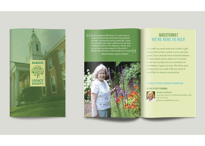 Legacy Society Brochure