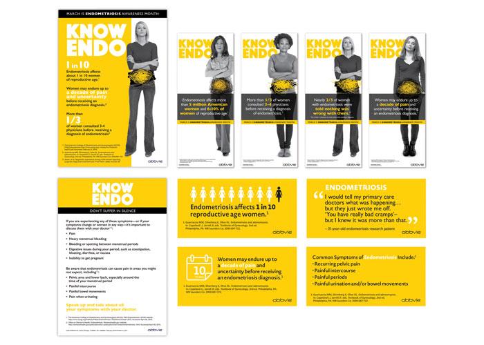 Endometriosis Awareness Month Campaign