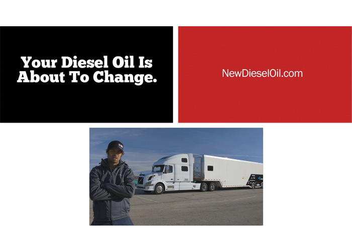NewDieselOil.com Promotional Video