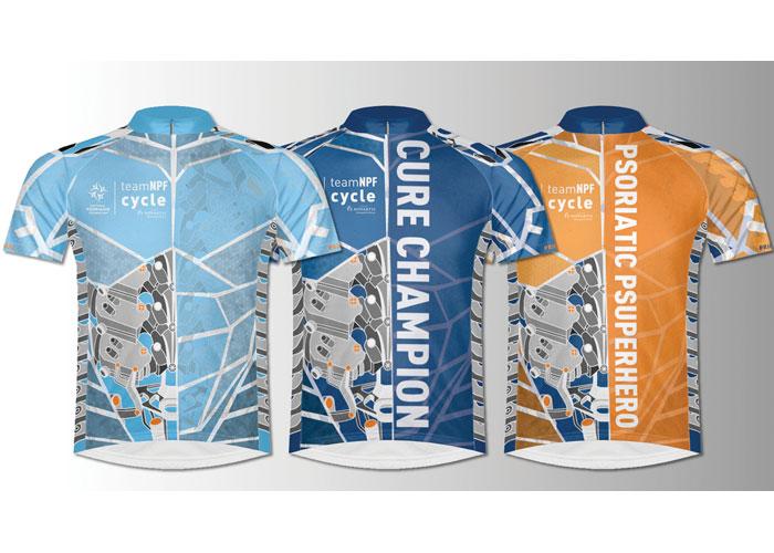 Team NPF Cycle Jerseys