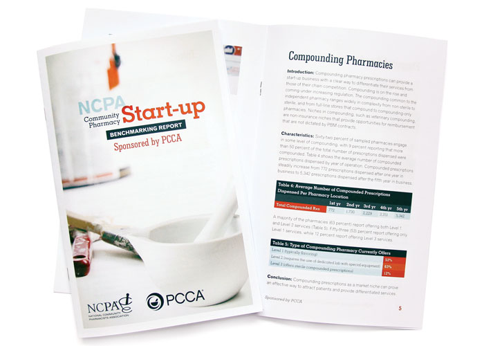 NCPA Community Pharmacy Start-Up Benchmarking Report