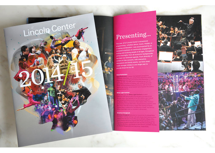 Lincoln Center for the Performing Arts Annual Report 2014/15