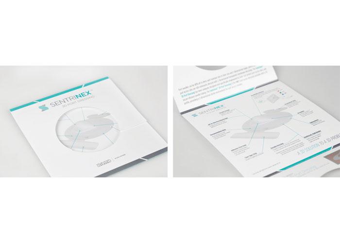 SentrinexT 3D Port Dressing Brochure