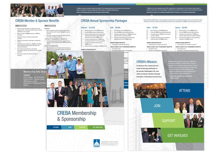 CREBA Membership & Sponsorship Brochure