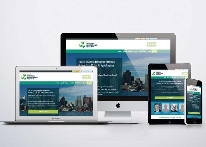 NICSA General Membership Meeting Website