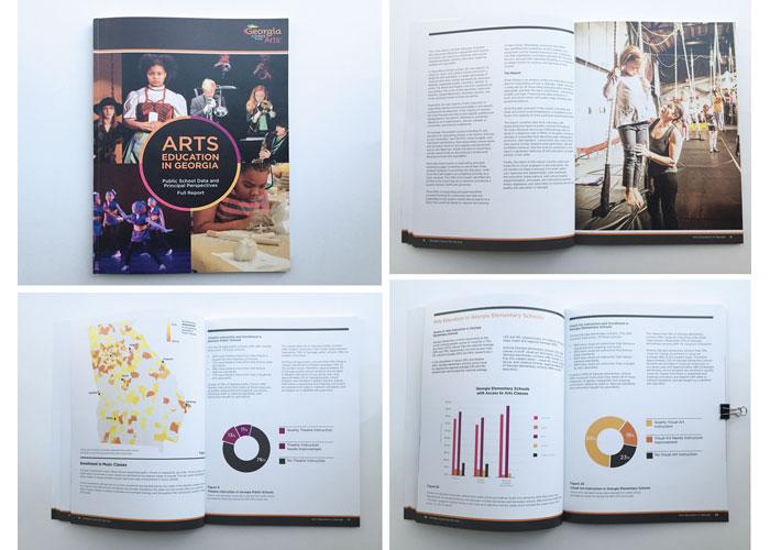 Arts Education in Georgia Brochure