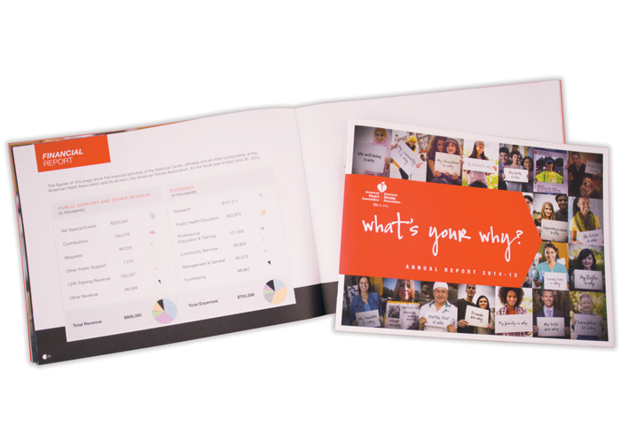 2014-15 Annual Report ‒ What's Your Why?