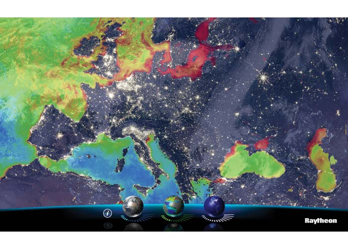 Space and Airborne Systems VIIRS View Mobile App