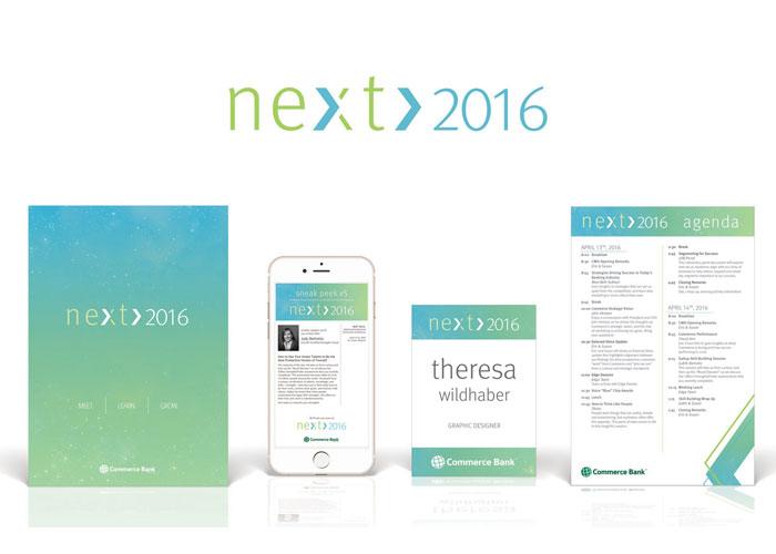 Branding for Next 2016 Conference