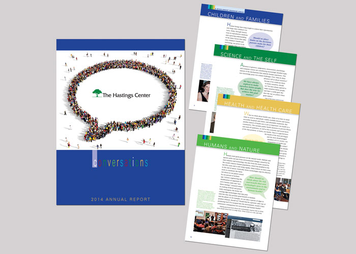 2014 Hastings Center Annual Report - Conversations