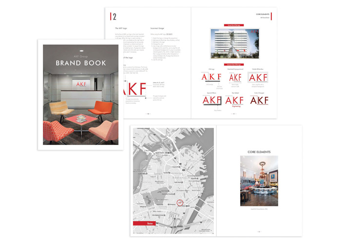 AKF Group Brand Book 1.0