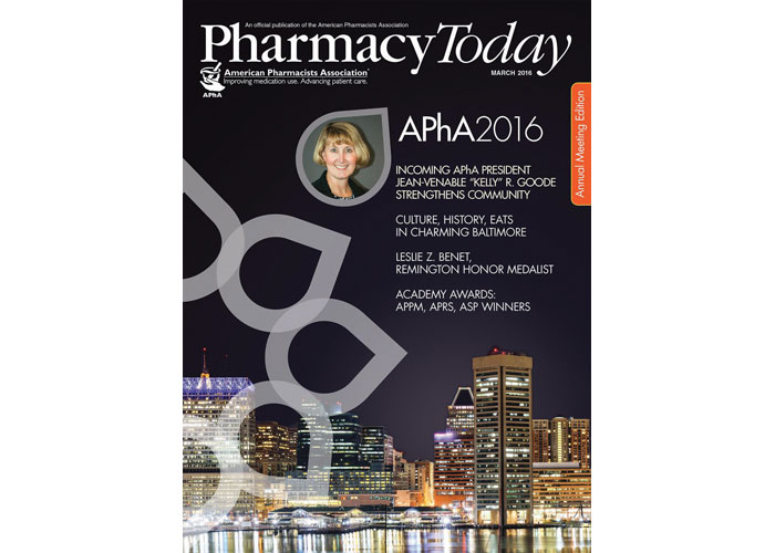 Pharmacy Today, Annual Meeting Edition