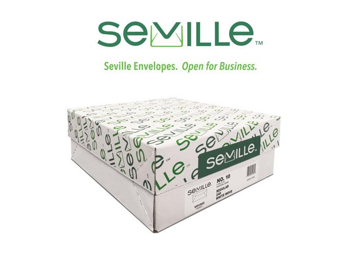 Seville Envelopes Identity Senior Graphic