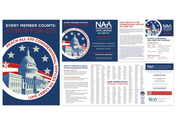 2016 NAA Capitol Conference Program Guide
