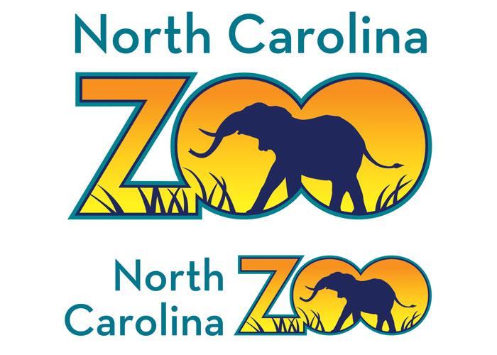2016 North Carolina Zoo Logo