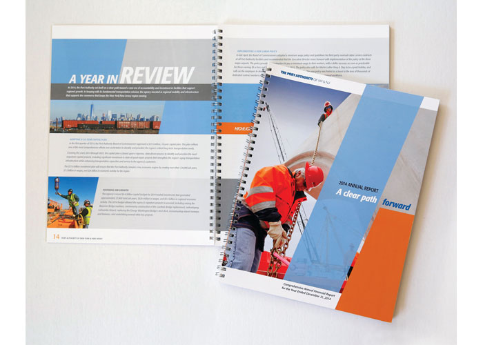 2014 Port Authority of NY & NJ Annual Report