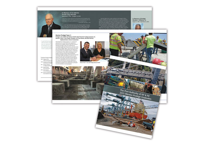 2015 Mentor-Protégé Graduates Brochure