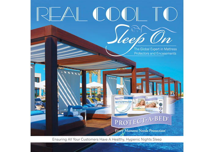 Hospitality Magazine Advertisement