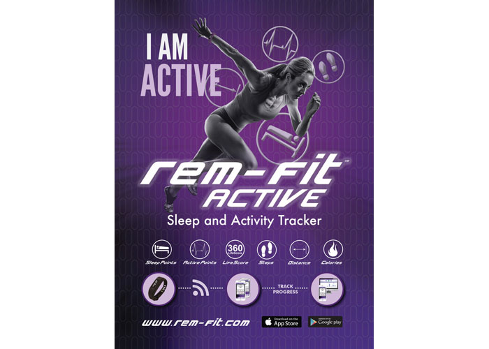 REM-Fit Promo for Women Fitness Event