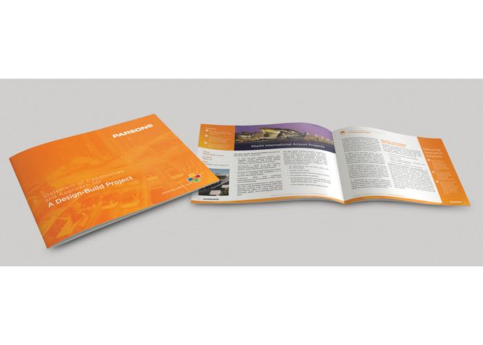 Parsons Design-Build Project Brochure