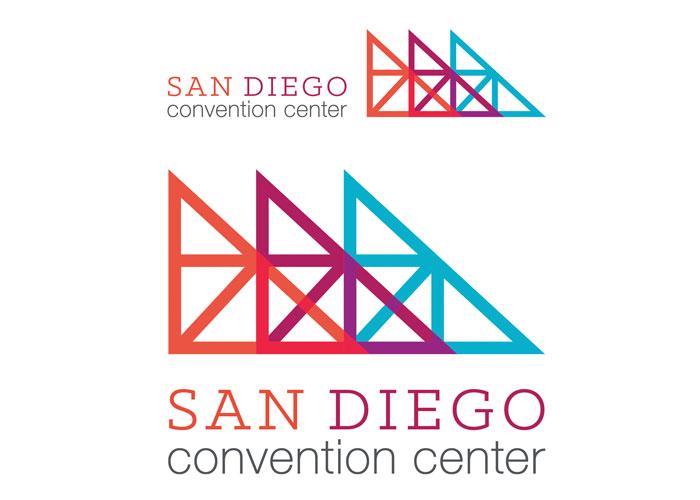 San Diego Convention Center Corporation Logo Redesign