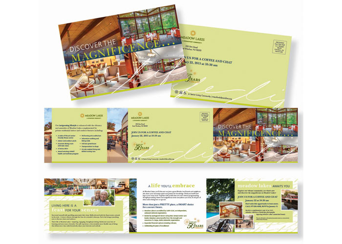 Discover the Magnificence Direct Mail