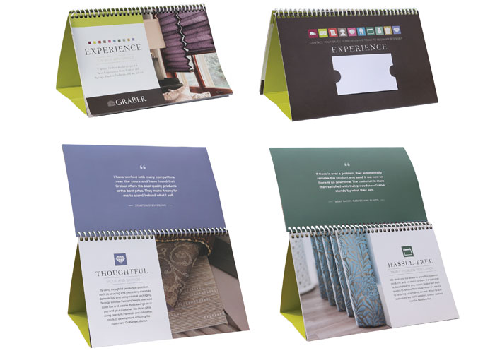 Graber Brand Introduction Brochure