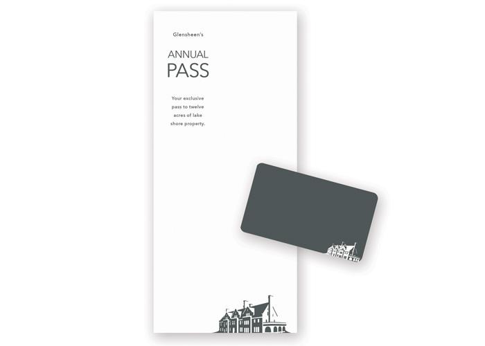 Annual Pass Brochure & Card