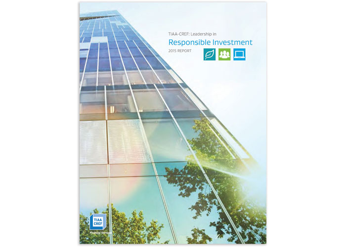 TIAA Responsible Investment Report