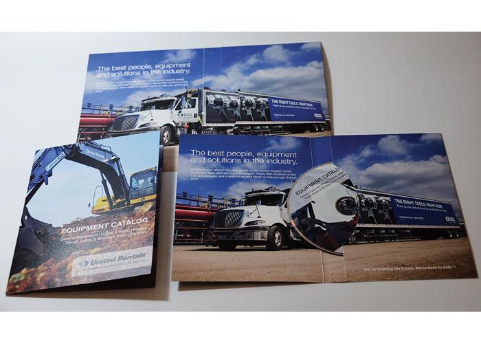 United Rentals Equipment Catalog Brochure