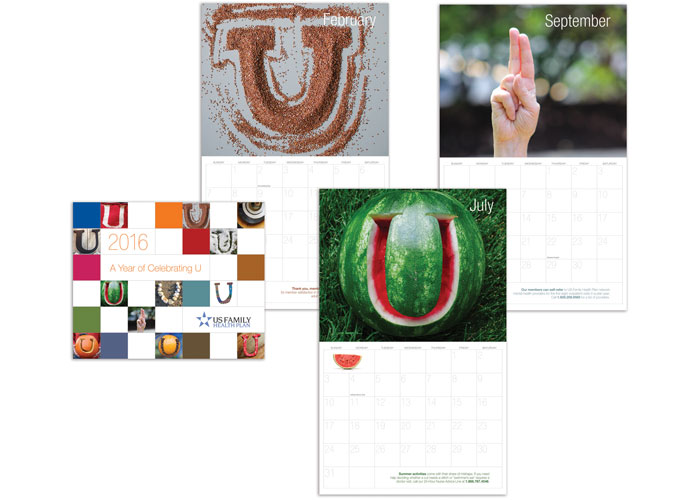 2016 Member Calendar