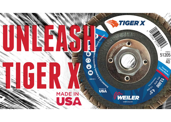 Weiler Tiger X Product Video