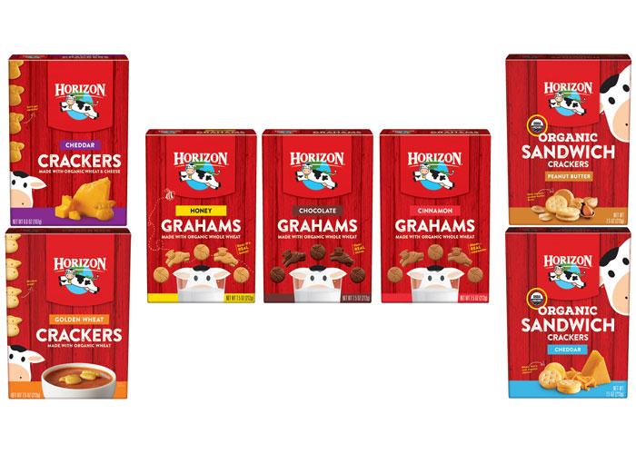 Snack Crackers Packaging