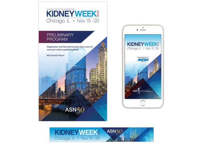 ASN Kidney Week Branding