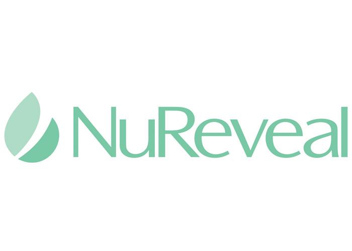 NuReveal Logo Design by Miskowski Design LLC
