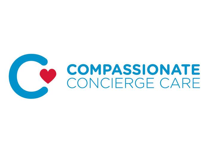 Campassionate Concierge Care Logo