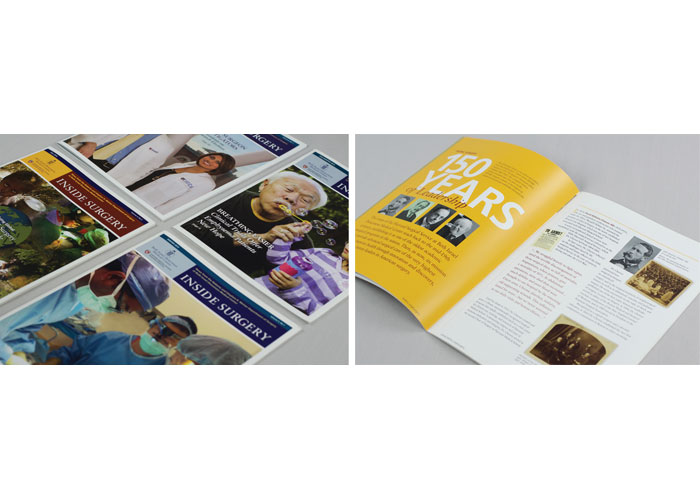 Inside Surgery Newsletter by Korzenowski Design