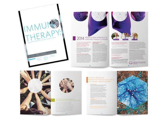 UPMC CancerCenter Annual Report 2014 by Garrison Hughes