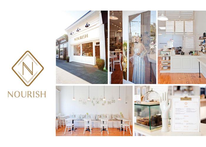 Nourish Retail Experience Design